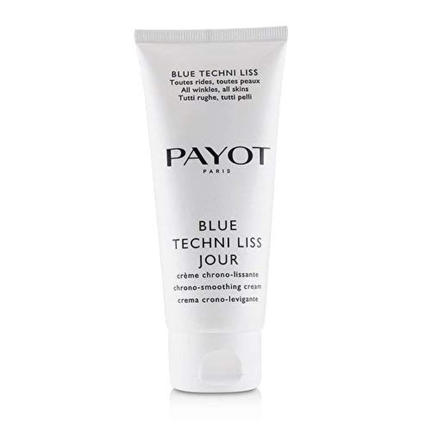 打倒うなる好色なパイヨ Blue Techni Liss Jour Chrono-Smoothing Cream (Salon Size) 100ml/3.3oz並行輸入品