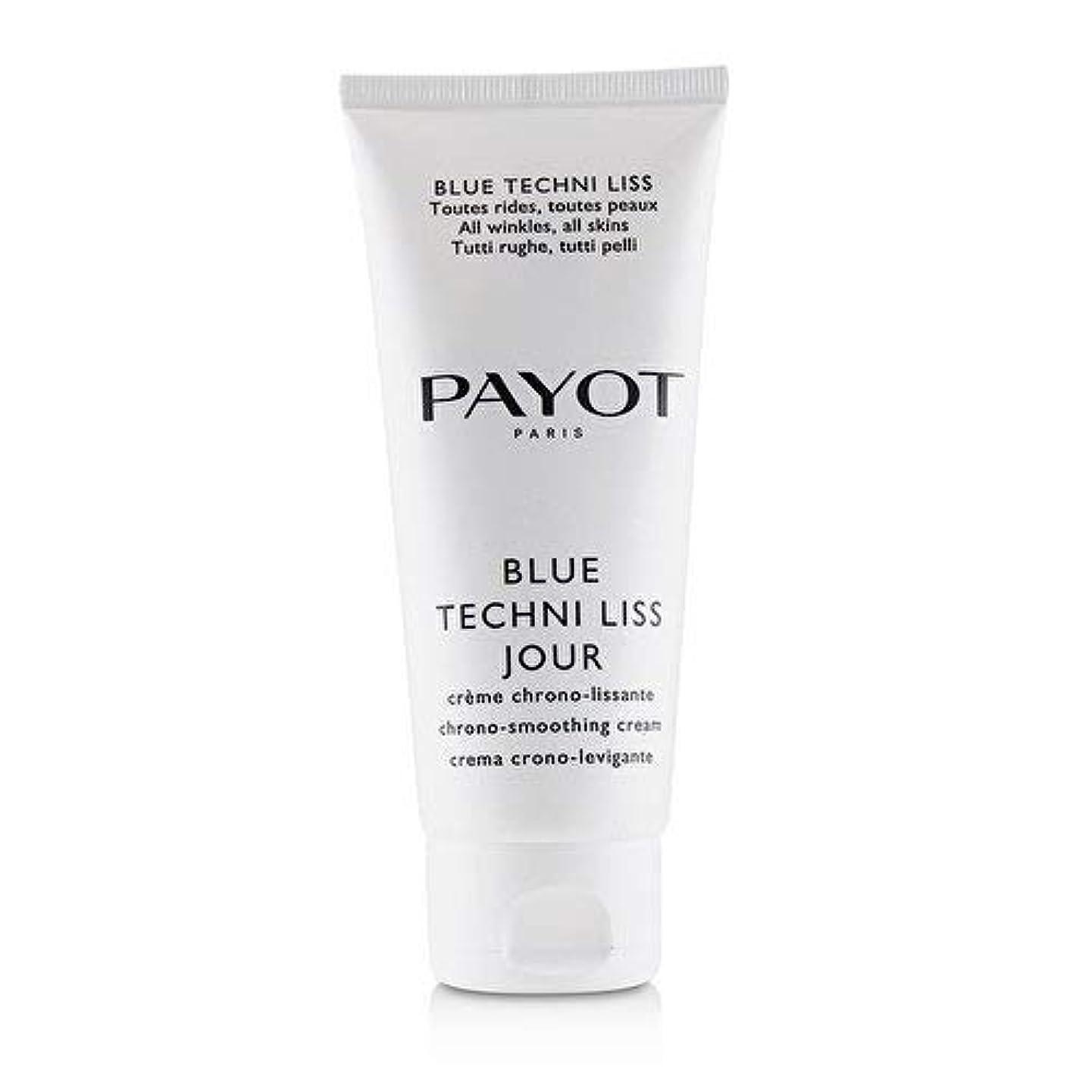 商業の取り除く無駄パイヨ Blue Techni Liss Jour Chrono-Smoothing Cream (Salon Size) 100ml/3.3oz並行輸入品