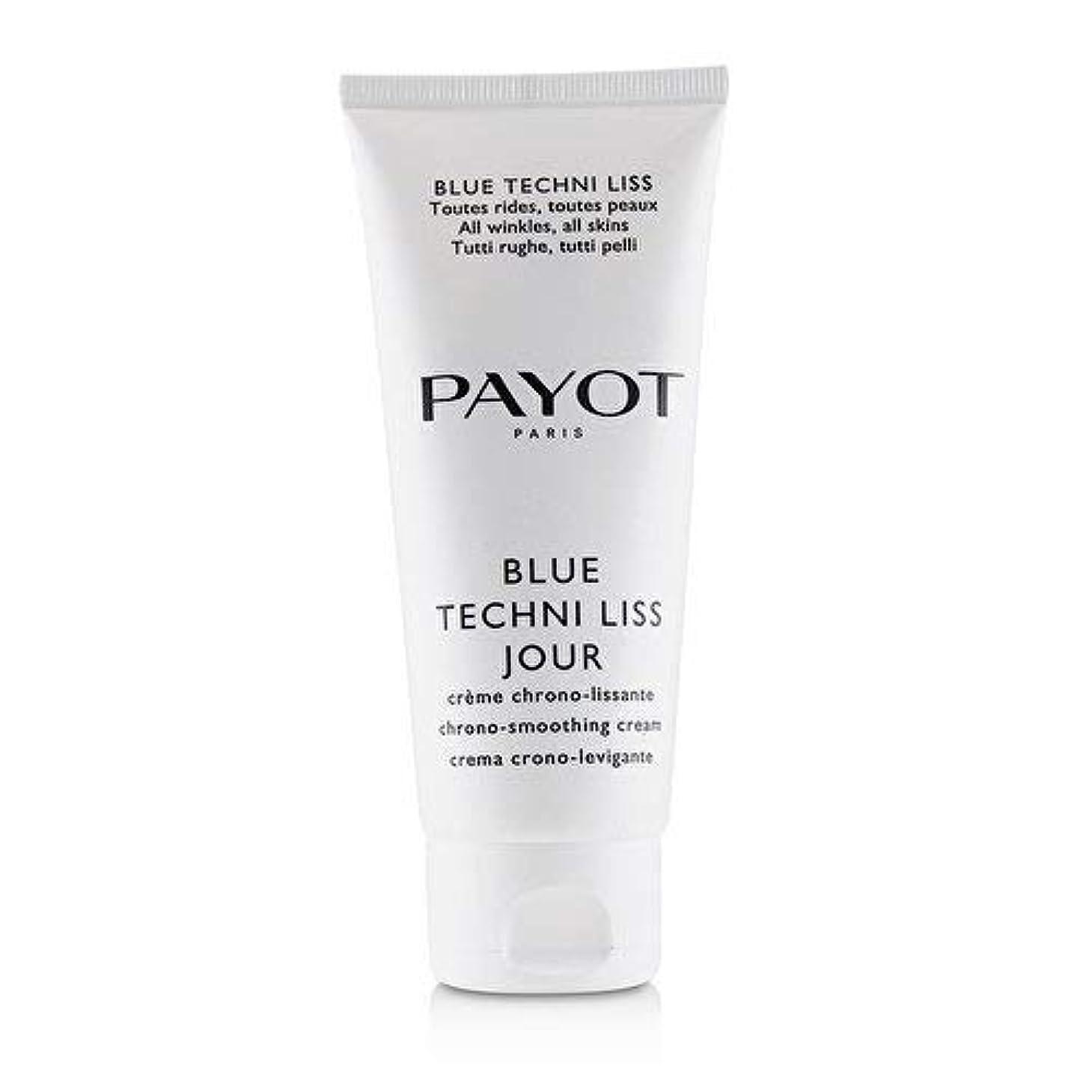 高齢者塗抹エクスタシーパイヨ Blue Techni Liss Jour Chrono-Smoothing Cream (Salon Size) 100ml/3.3oz並行輸入品
