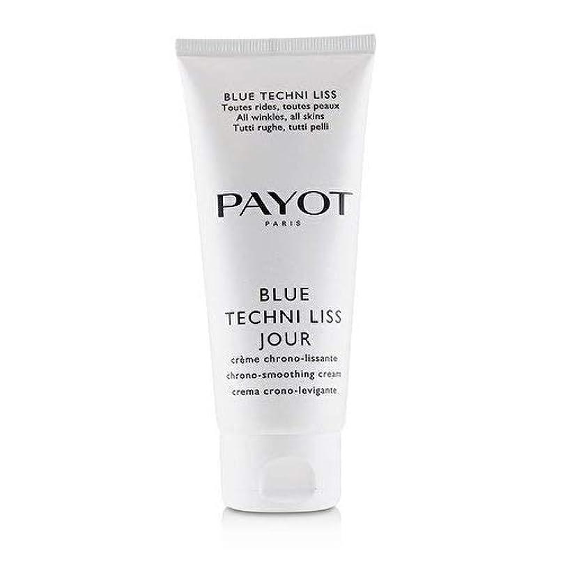 スペース瀬戸際不透明なパイヨ Blue Techni Liss Jour Chrono-Smoothing Cream (Salon Size) 100ml/3.3oz並行輸入品