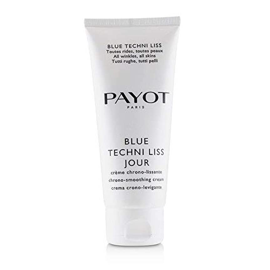 年サドル判定パイヨ Blue Techni Liss Jour Chrono-Smoothing Cream (Salon Size) 100ml/3.3oz並行輸入品