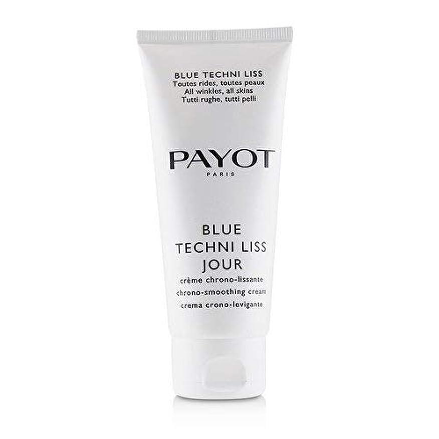 者爆発物インチパイヨ Blue Techni Liss Jour Chrono-Smoothing Cream (Salon Size) 100ml/3.3oz並行輸入品