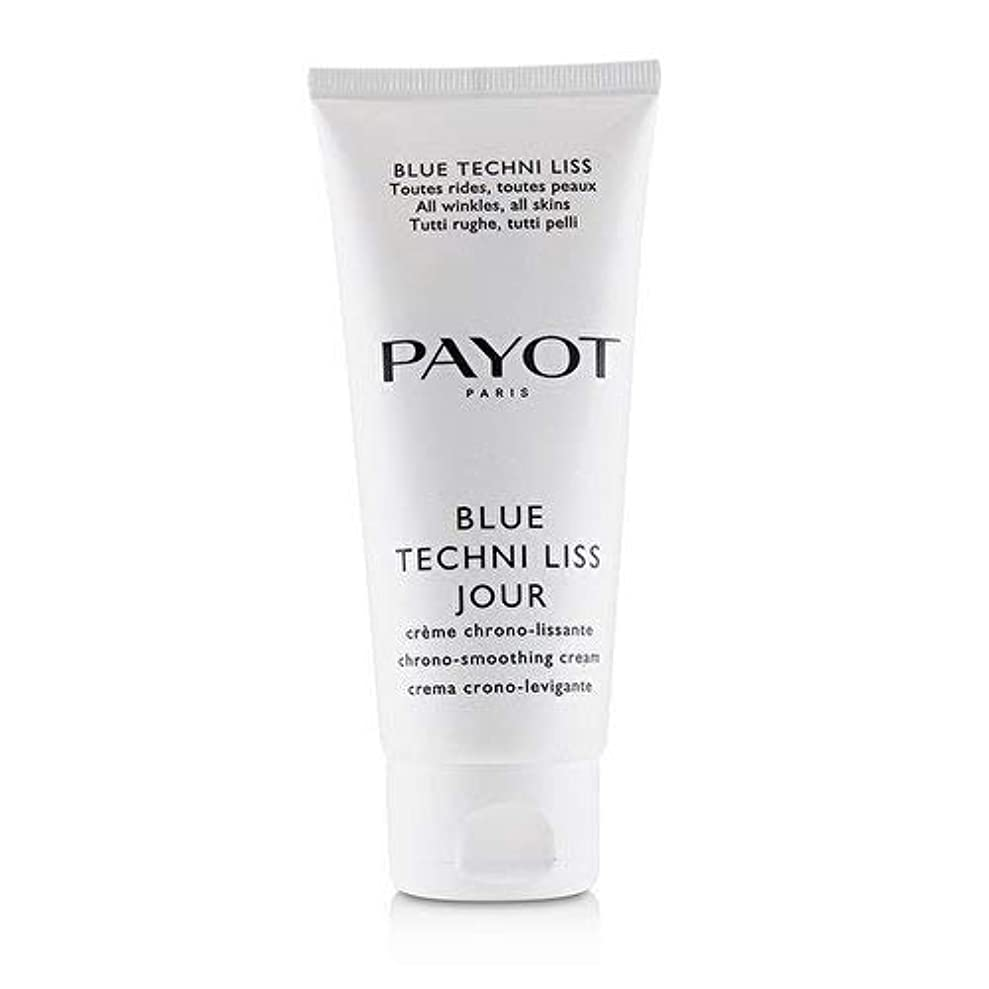 パイヨ Blue Techni Liss Jour Chrono-Smoothing Cream (Salon Size) 100ml/3.3oz並行輸入品