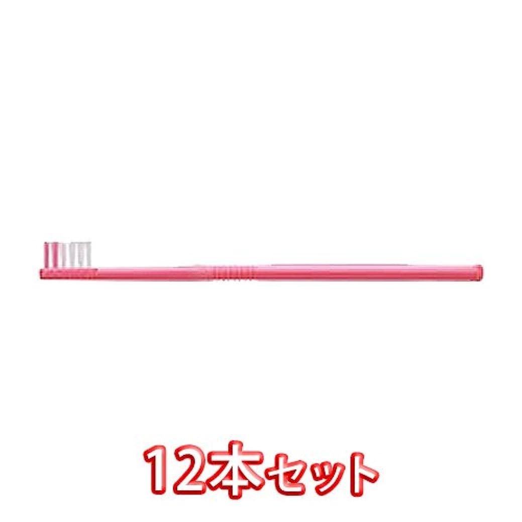 余剰側ただライオン オルソドンティック 歯ブラシ DENT.EX Orthodontic-T 12本入