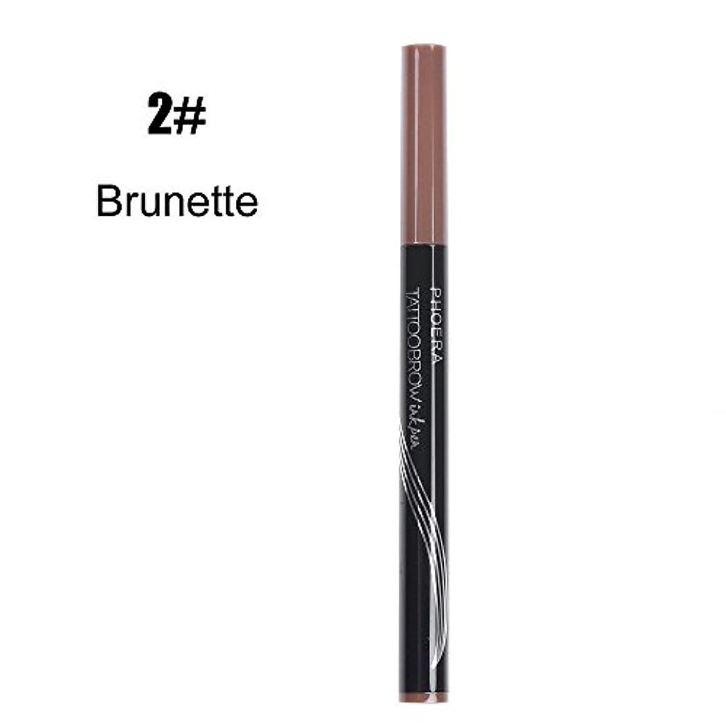 無効にする美しい故障中LZE_ 防水 アイライナー 化粧美容用 アイブロウペンシル かわいい リップライナー 鉛筆 防水、速乾性、立体、長持ちする、