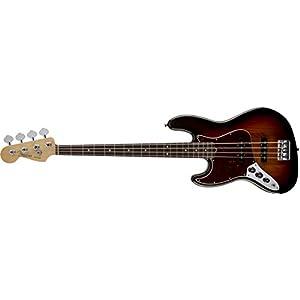 Fender フェンダー エレキベース AM STANDARD J BASS LH RW 3TS