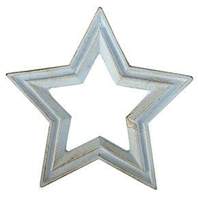 RoomClip商品情報 - キャストアイアン スタートリベット(星型)なべ敷き アンティークホワイト CAST IRON STAR TRIVET