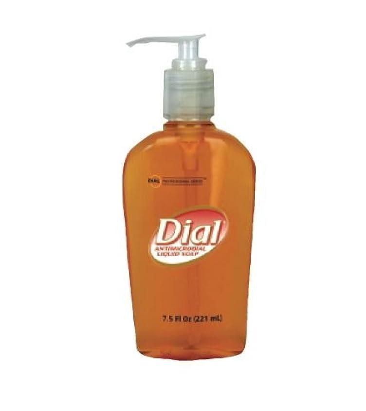 狼ホーン解放するdialreg ; Professionalゴールド抗菌Liquid Hand Soap Dia 84014