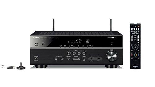 ヤマハ AVレシーバー RX-V485 5.1ch ネットワーク ハイレゾ再生 4K対応 Bluetooth内蔵 ブラック RX-V485(B)