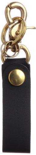 ブーツレザー 真鍮金具使用キーホルダー ループタイプ レッドウィング
