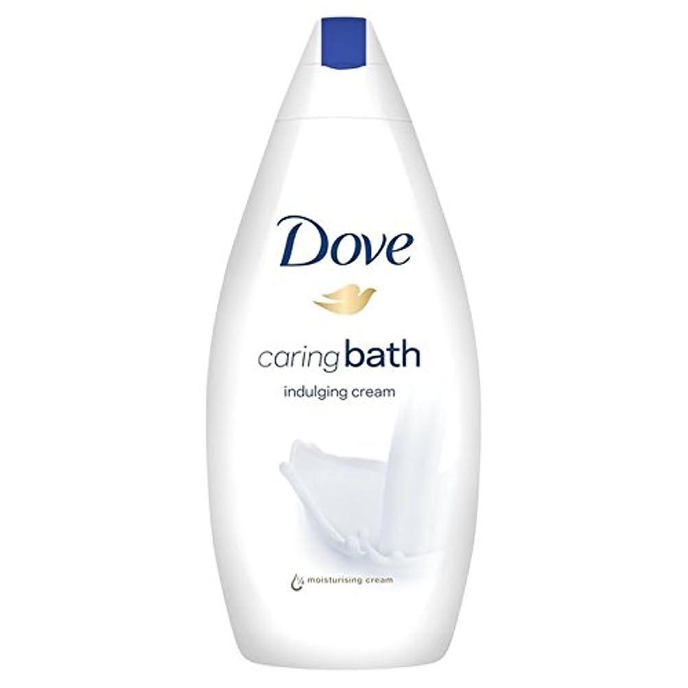 極地カウボーイ毎年Dove Indulging Caring Bath 500ml (Pack of 6) - 思いやりのバス500ミリリットルをふける鳩 x6 [並行輸入品]