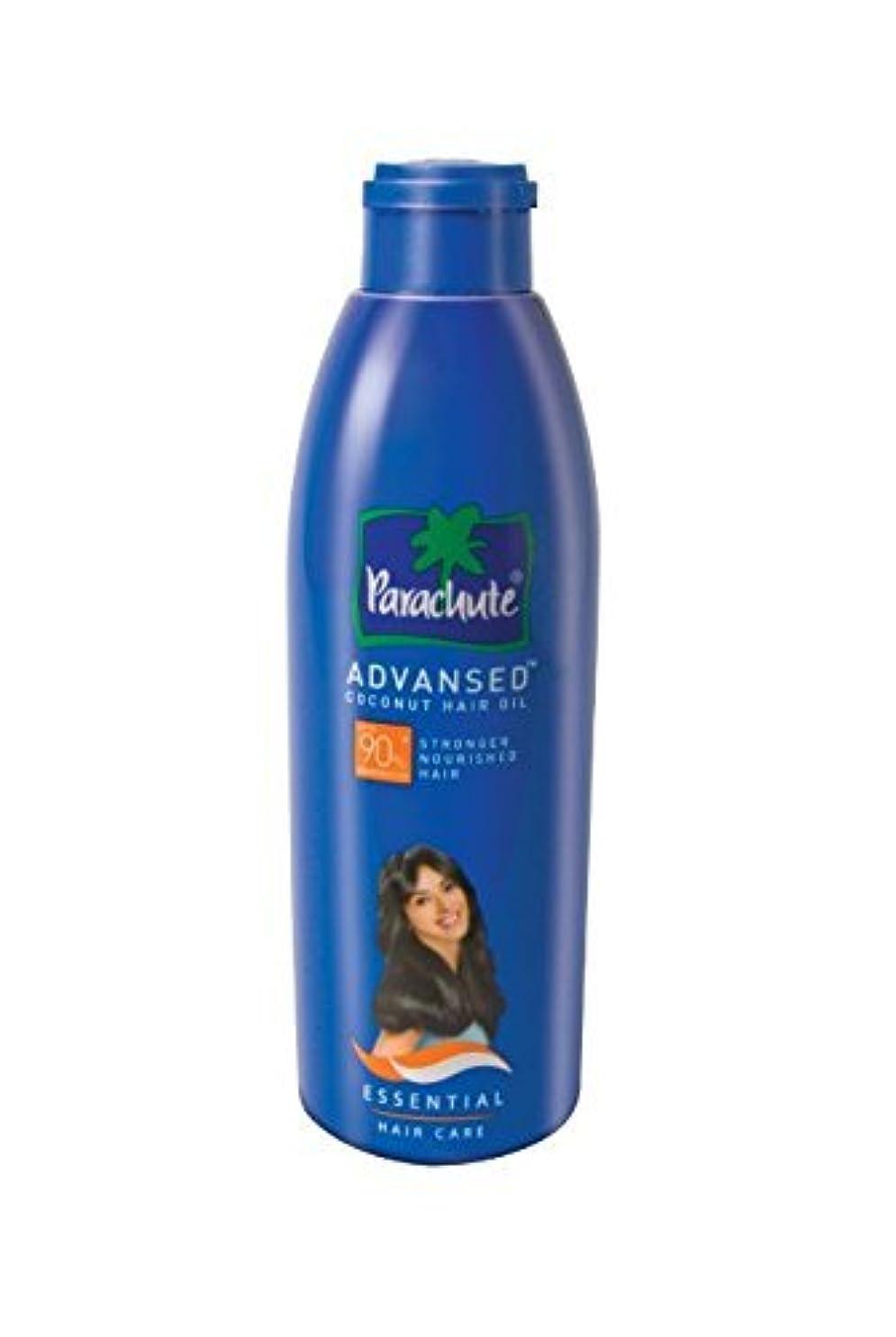 ブリークメッシュはいParachute Coconut Hair Oil -100 ml (Pack of 3) by GGlittle