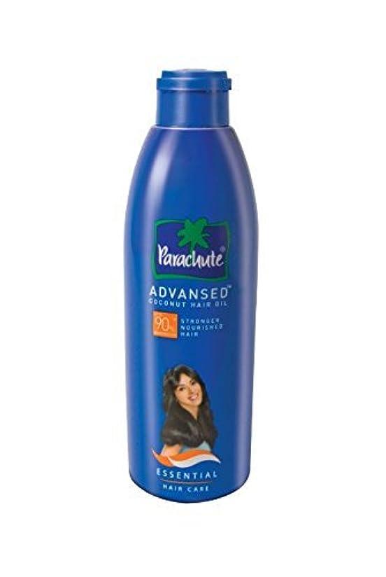 バランスのとれたタブレット赤Parachute Coconut Hair Oil -100 ml (Pack of 3) by GGlittle