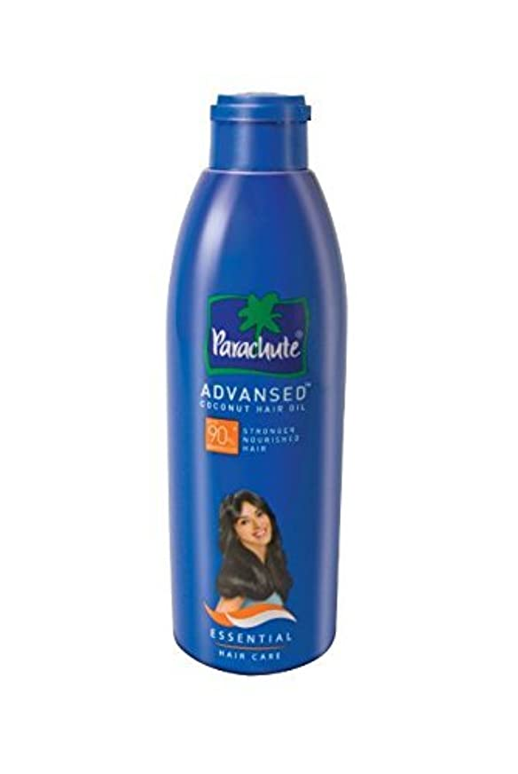 インタラクション肯定的効率的にParachute Coconut Hair Oil -100 ml (Pack of 3) by GGlittle