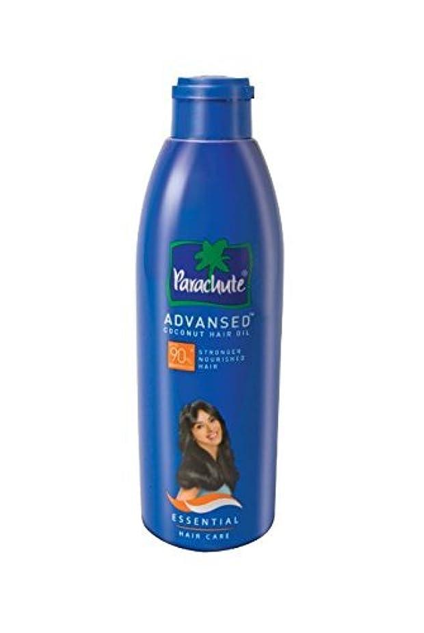 瞑想的フラフープ月曜日Parachute Coconut Hair Oil -100 ml [並行輸入品]
