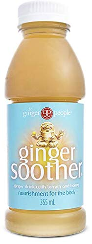 THE GINGER PEOPLE Ginger Soother Drink, 355 Milliliters