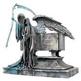 ハリー·ポッターと炎のゴブレット 7インチ リドルスタチュー 墓石 並行輸入