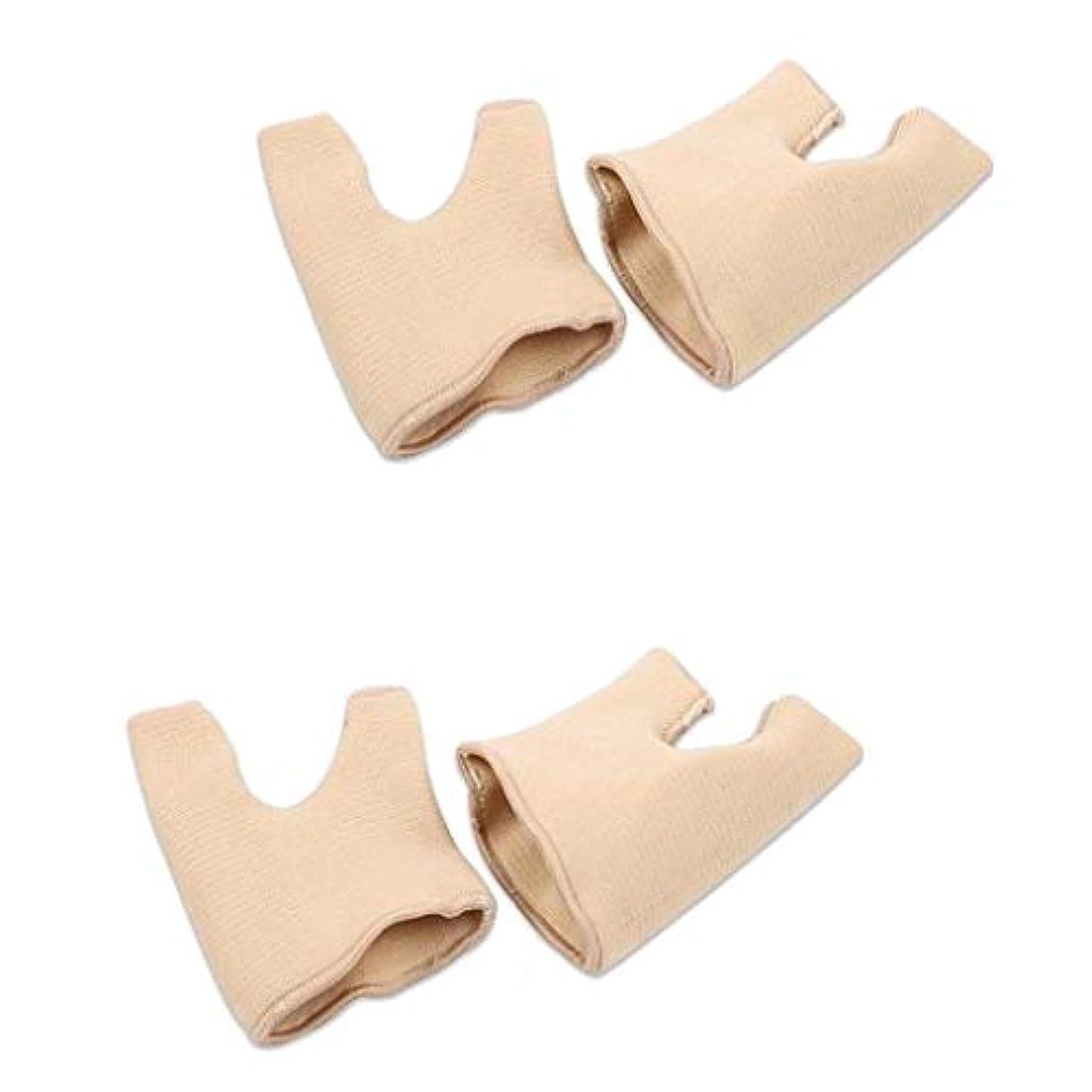 ばか戦うペインティング外反母趾サポーター 母趾 矯正 外反母趾 予防 通気性 フットケア 女性 男性