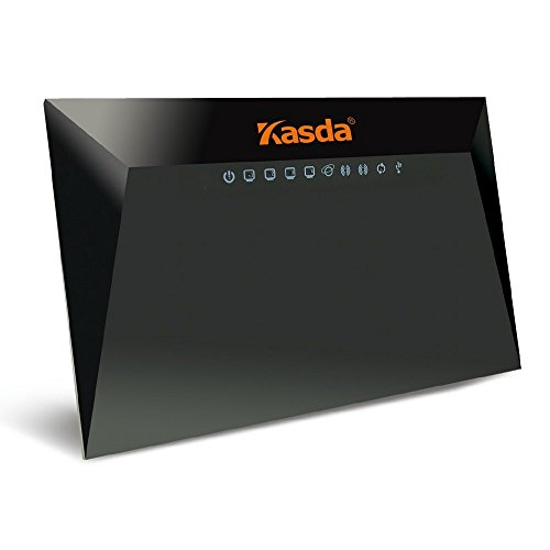 Kasda KA1900A Wireless AC1900 Dual Band Gigabit DD-WRT WiFi Router with USB3.0 Port [並行輸入品]