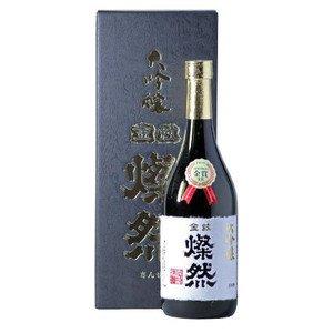 菊池酒造 燦然(さんぜん) 大吟醸原酒 720ml