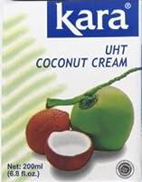 【まとめ買い】Kara ココナッツクリーム 200ml×5本セット