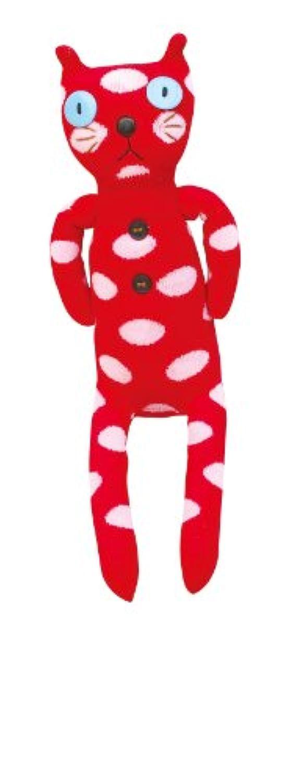 no3no4 Handmade Gigi Sock Doll, 1カウント