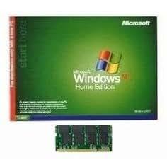 Microsoft WindowsXP Home Edition SP2 日本語 OEM DSP版 CD-ROM + メモリ セット品