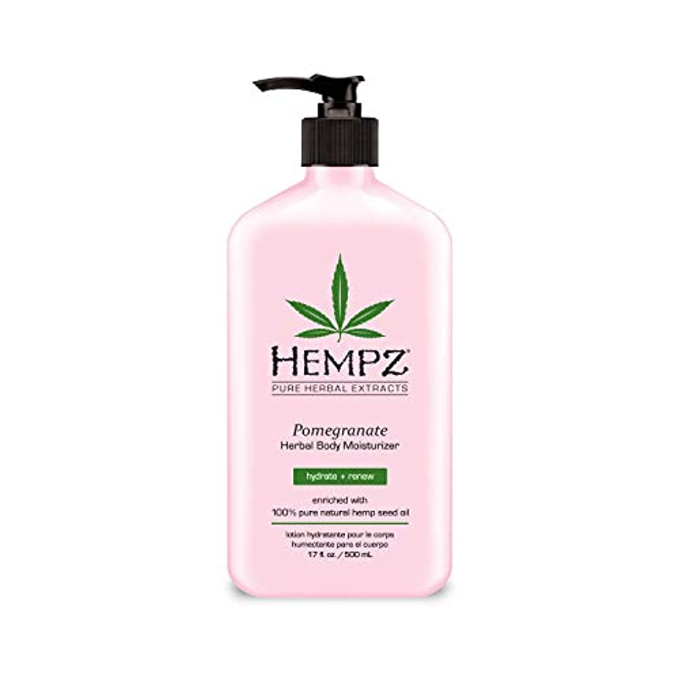Hempz Pomegranate Herbal Moisturiser