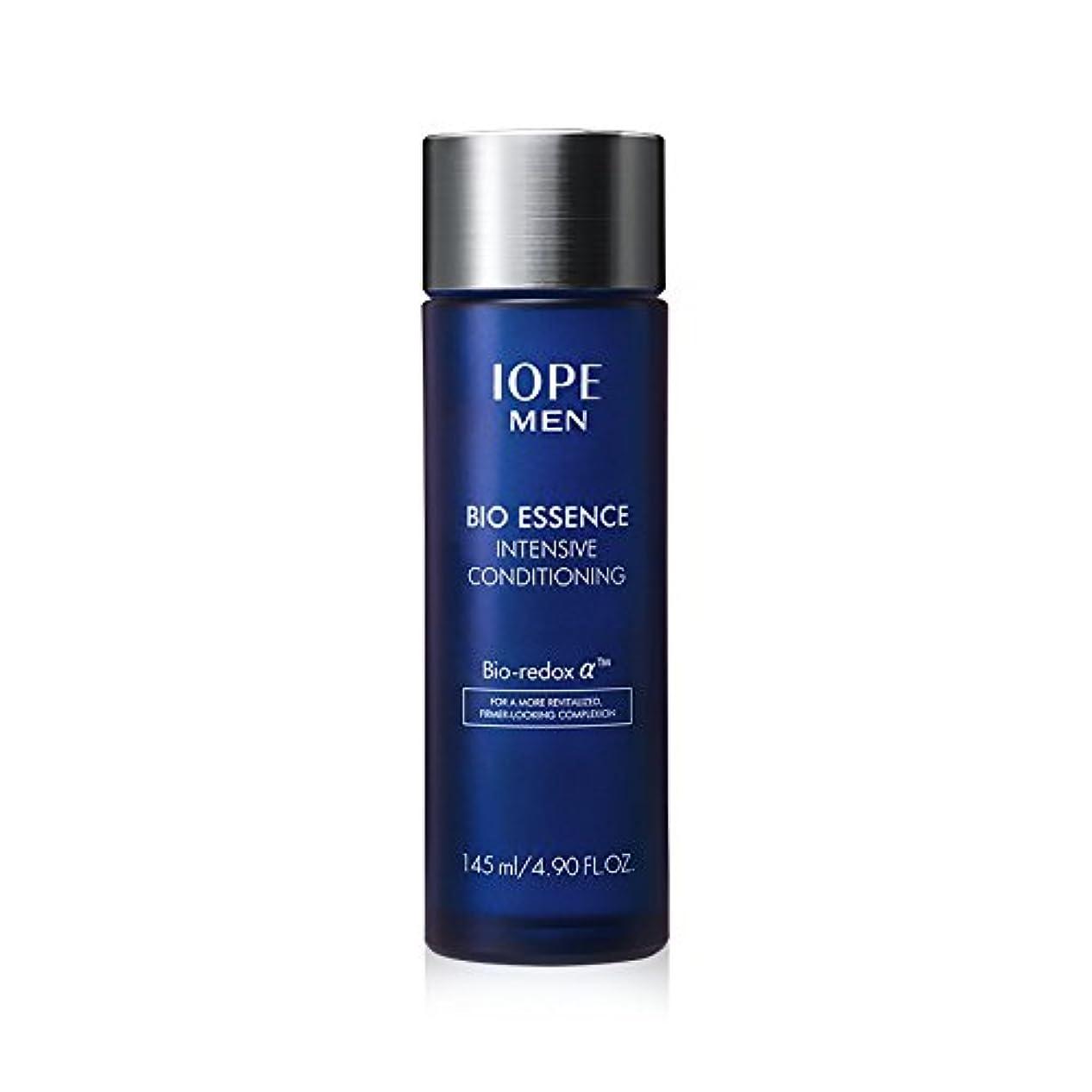第二大聖堂赤道IOPE Men Bio Essence Intensive Conditioning 145ml/アイオペ メン バイオ エッセンス インテンシブ コンディショニング 145ml [並行輸入品]