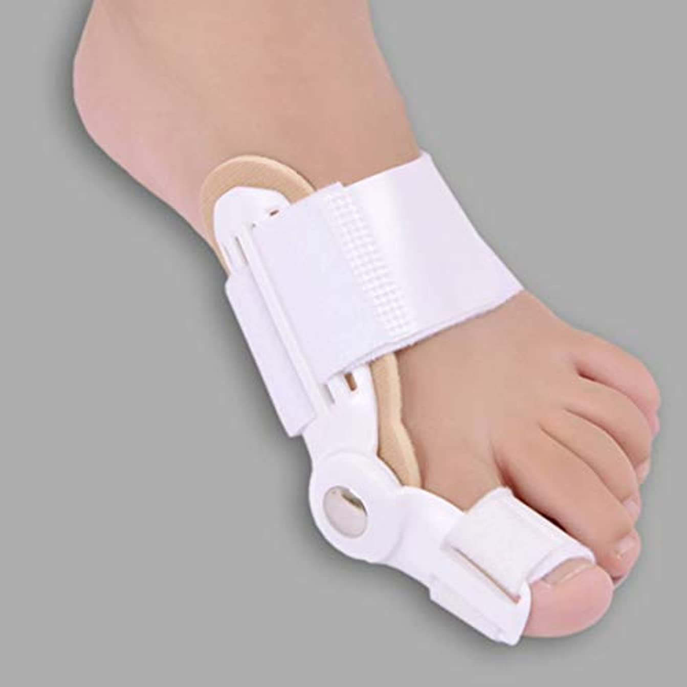欺くプロトタイプ払い戻し1pcs Bunion Pain Relief Gel Toe Separators Stretchers Spreaders Foot Pads Cushion Feet Care Shoes Insoles Pad