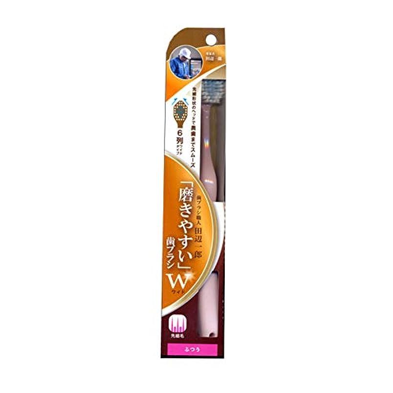農学解放アナログ磨きやすい歯ブラシ 6列ワイドタイプ LT-47 ふつう(色選択不可) (先細毛)