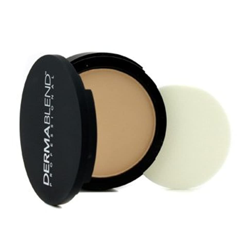 期待タイトルシルエット[Dermablend] Intense Powder Camo Compact Foundation (Medium Buildable to High Coverage) - # Natural 13.5g/0.48oz