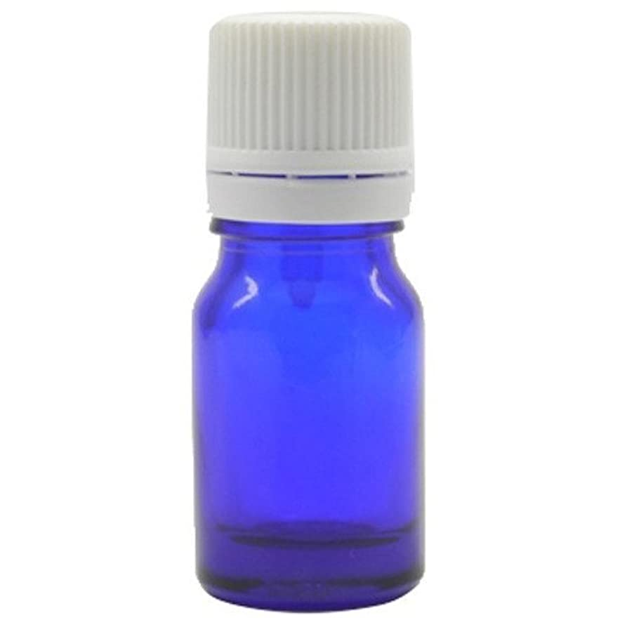 衝突する高速道路体細胞アロマアンドライフ (K)ブルー瓶5mlドロップ栓白キャップ 3本セット