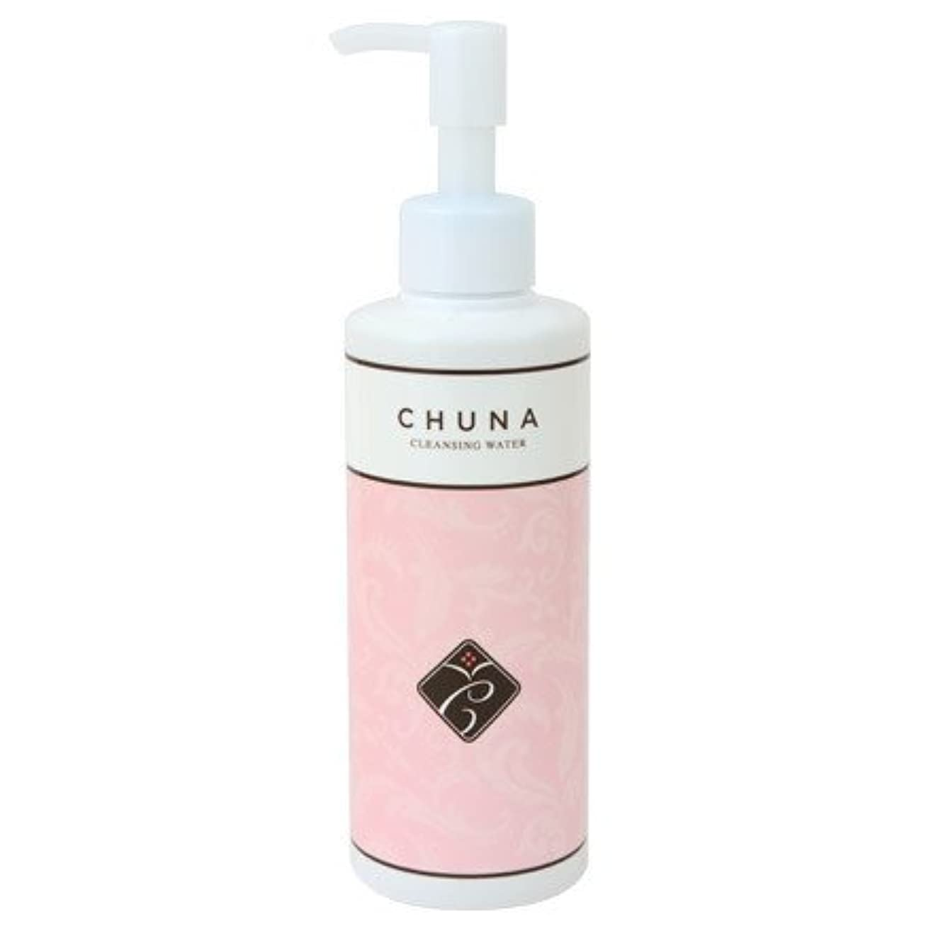 構想する炎上贅沢なCHUNA キュナ クレンジングウォーター