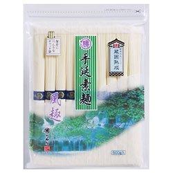 マル勝高田 風趣 手延素麺500g×20個入×(2ケース)