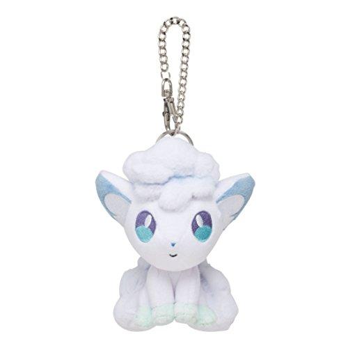 [해외]포켓몬 센터 오리지널 매력있는 마스코트 로라 로콘 Rokon `s Crystal Season/Pokemon center with original charm Mascot Arora Rocon Rokon`s Crystal Season