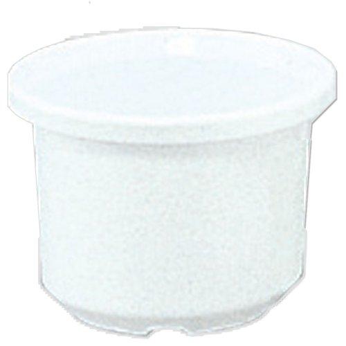 アイリスオーヤマ 鉢 ティルト 中鉢 14号 ホワイト