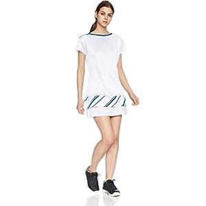 (プリンス)prince テニスウェア チュニックシャツ WL8402 [レディース] WL8402 146 ホワイト (146) M
