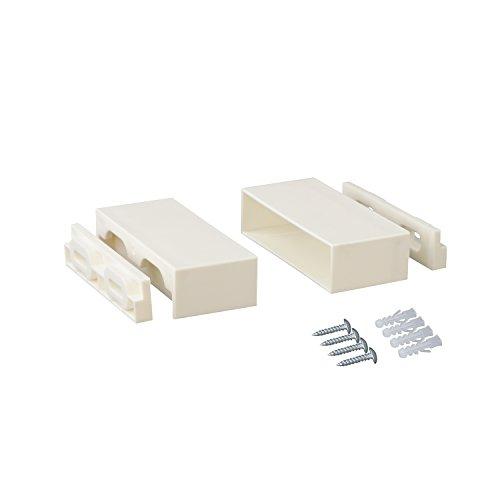 RoomClip商品情報 - LABRICO  DIY収納パーツ 1×4棚受  オフホワイト DXO-22
