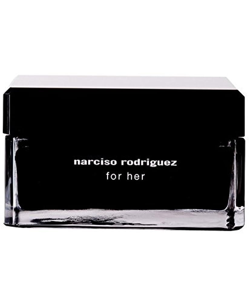 幽霊血不安定なNarciso Rodriguez (ナルシソ ロドリゲス) 5.2 oz (156ml) Body Cream ボディークリーム for Women