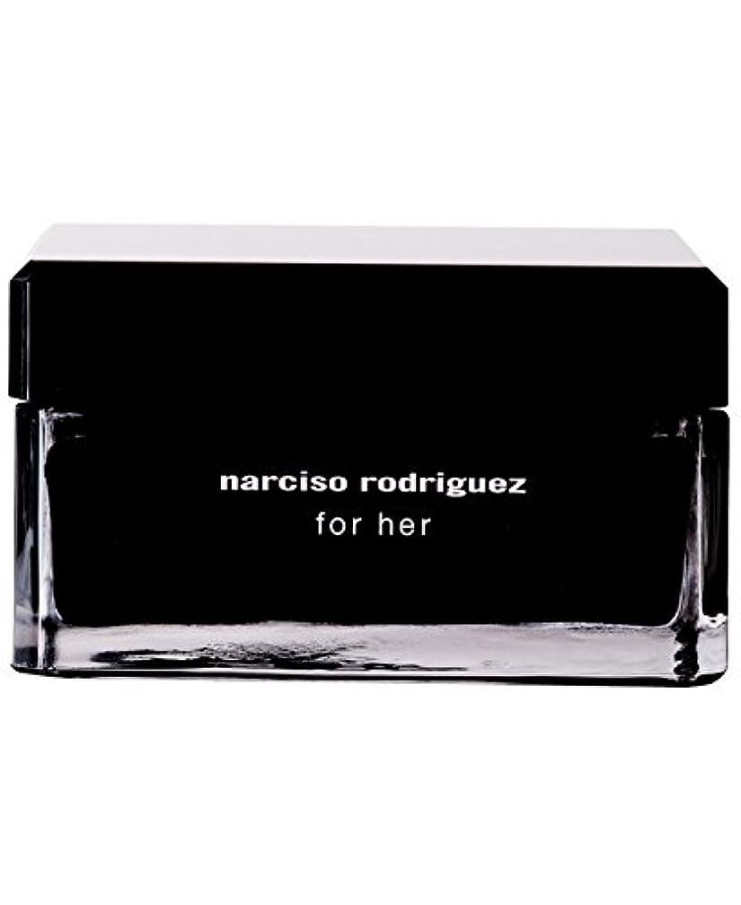 割合ブリーフケース受け入れるNarciso Rodriguez (ナルシソ ロドリゲス) 5.2 oz (156ml) Body Cream ボディークリーム for Women