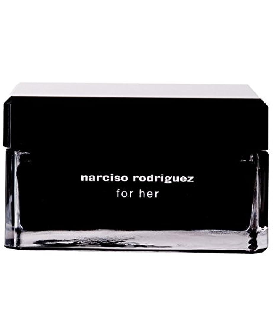 ファイバ以前は天才Narciso Rodriguez (ナルシソ ロドリゲス) 5.2 oz (156ml) Body Cream ボディークリーム for Women