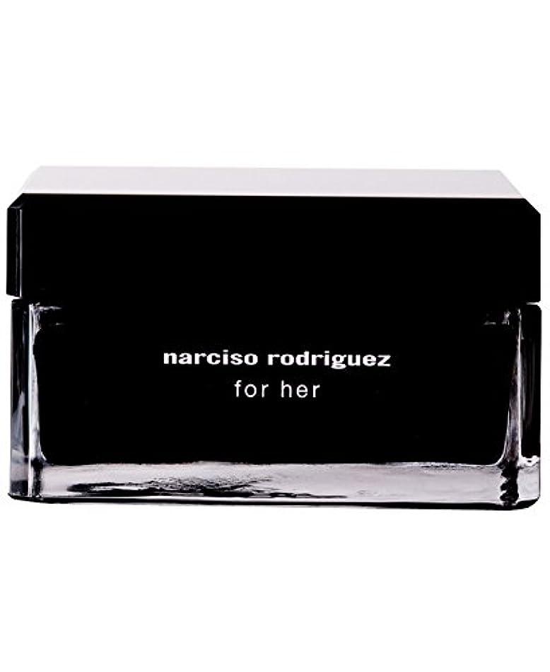 和解する泥だらけ詳細にNarciso Rodriguez (ナルシソ ロドリゲス) 5.2 oz (156ml) Body Cream ボディークリーム for Women