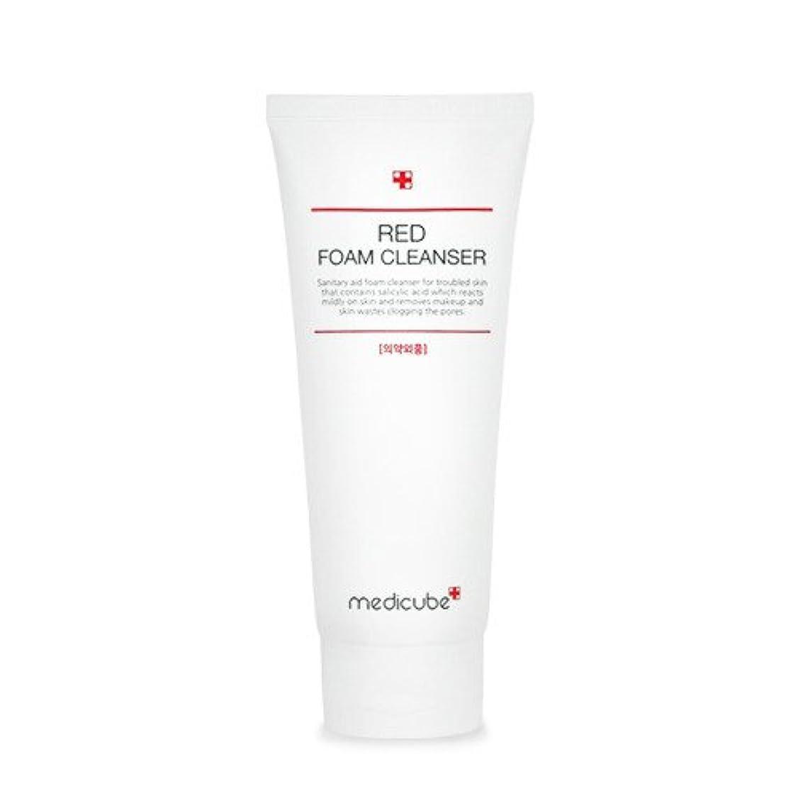 調子正規化学習[Medicube]Red Foam Cleanser 120ml / メディキューブレッドクレンジングフォーム / 正品?海外直送商品 [並行輸入品]
