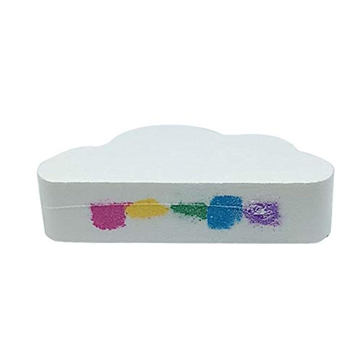 ぐったり収縮バランスのとれたレインボー入浴剤 バス用 お風呂塩 保湿バブルボール 温泉 入浴剤 スキンケア プレゼント