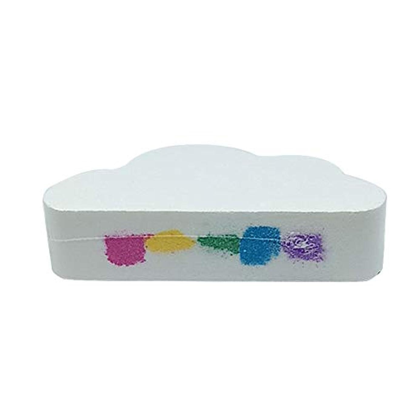 些細スクリーチ宗教的なレインボー入浴剤 バス用 お風呂塩 保湿バブルボール 温泉 入浴剤 スキンケア プレゼント