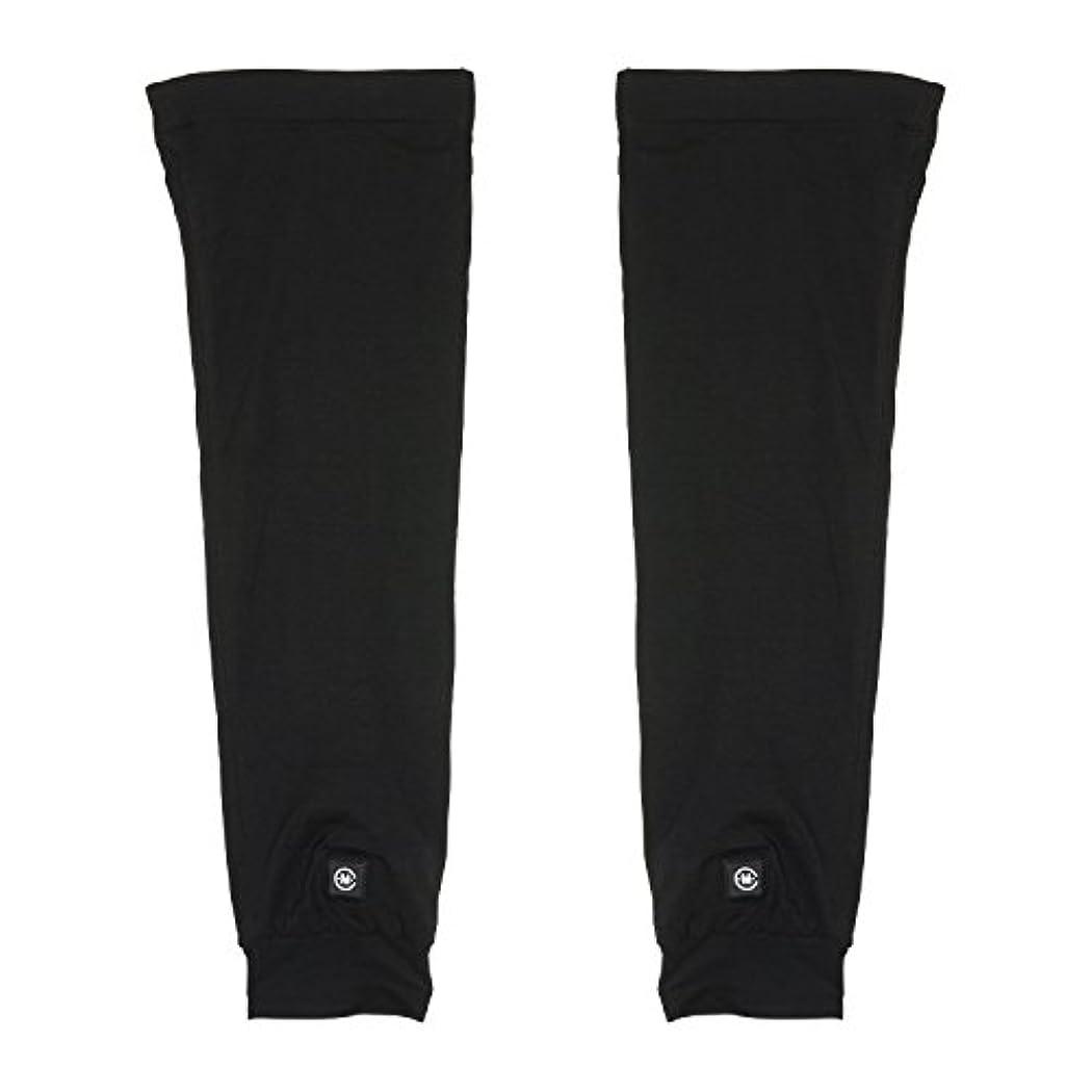 北米想起純粋なめちゃヒート 脚を温める 充電式電熱 レッグウォーマー [男女兼用 フリーサイズ 連続4時間使用] 防寒 保温 冷え性 冷え症 対策 バッテリー駆動 メンズ レディース