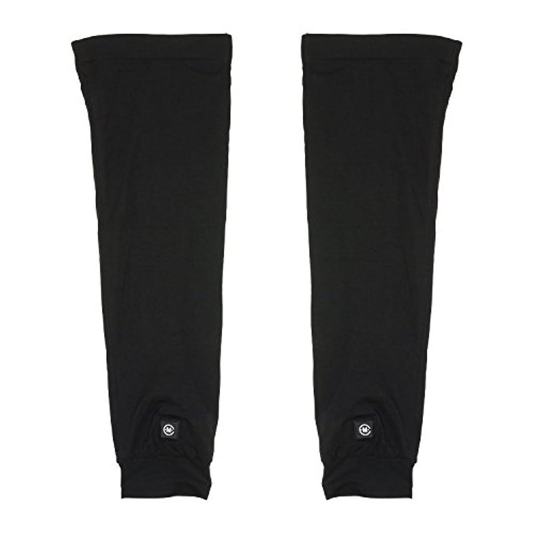 のり櫛費やすめちゃヒート 脚を温める 充電式電熱 レッグウォーマー [男女兼用 フリーサイズ 連続4時間使用] 防寒 保温 冷え性 冷え症 対策 バッテリー駆動 メンズ レディース