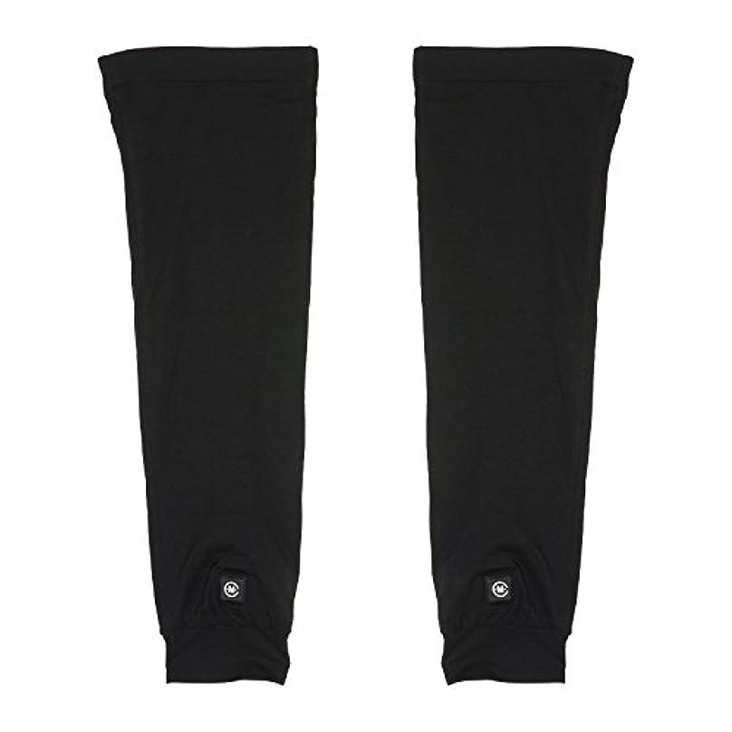 計算する絶望的なライラックめちゃヒート 脚を温める 充電式電熱 レッグウォーマー [男女兼用 フリーサイズ 連続4時間使用] 防寒 保温 冷え性 冷え症 対策 バッテリー駆動 メンズ レディース