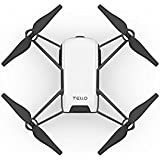 DJI Ryze Tello - Mini Drone Quadcopter UAV for Kids Beginners 5MP Camera HD720 Video 13min Flight Time Education Scratch Prog